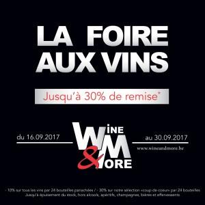 Foire aux vins ! @ Wine and More  | Namur | Wallonie | Belgique