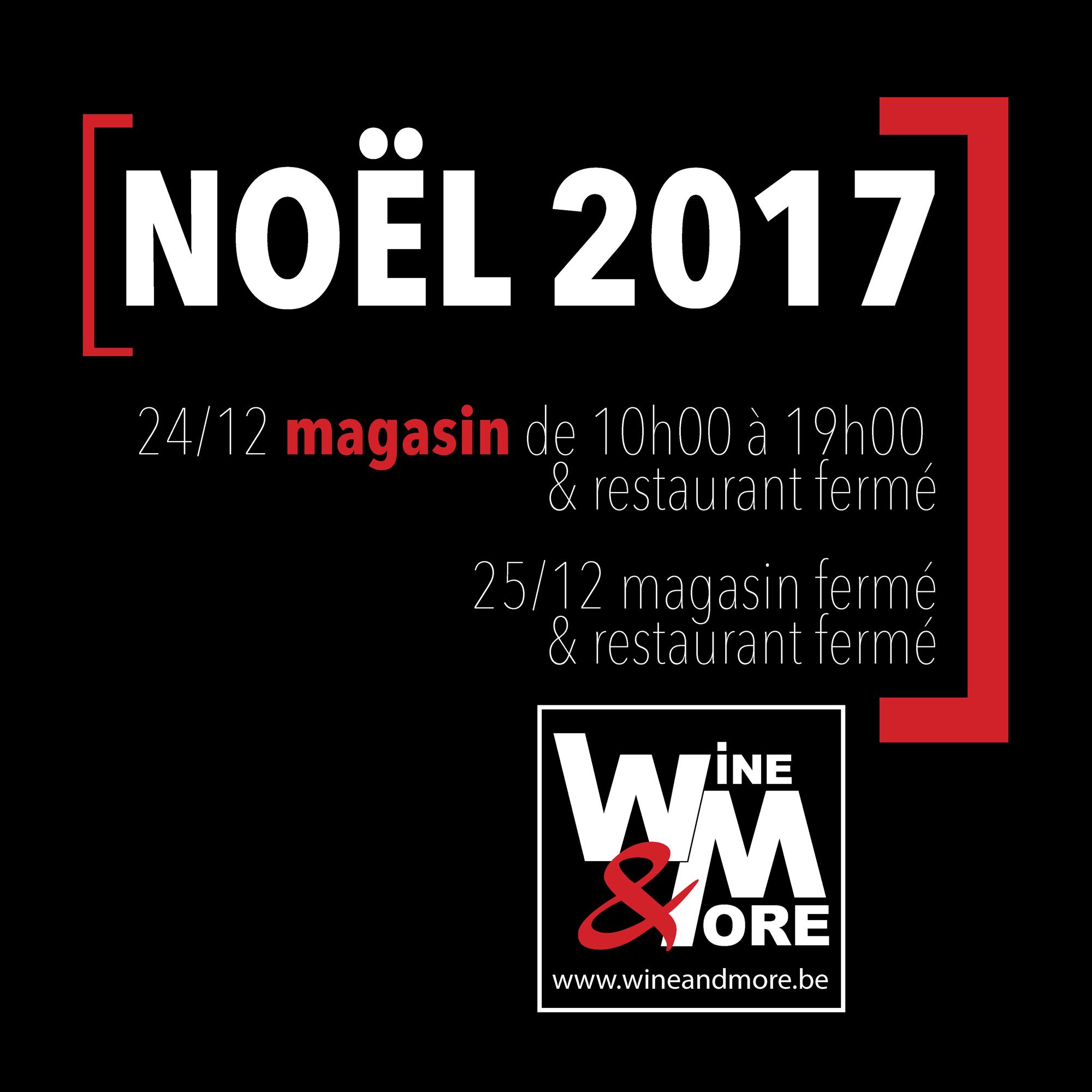 Noël 2017 @ Wine and More | Namur | Wallonie | Belgique