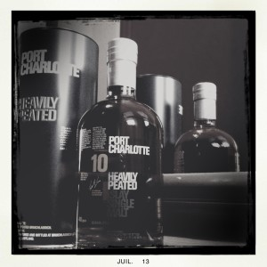 "Spirit Diner ""Whisky Bruichladich"" @ Wine and More 