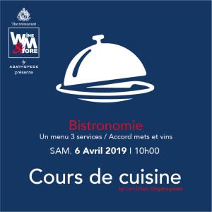 Cours de cuisine avec Carl Gillain - Bistronomie @ Wine and More | Namur | Wallonie | Belgique