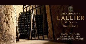 Dégustation gratuite - Champagne Lallier Grand Cru @ Wine and More | Namur | Wallonie | Belgique