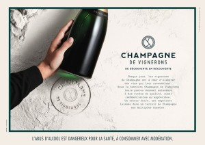 Wine Diner Champagne de Terroir et de Vignerons @ Wine and More