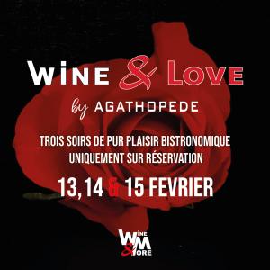 Saint Valentin ! @ Wine and More