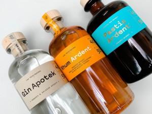 """Découverte & Dégustation """" Rhum, Pastis, Vodka et Gin liégeois """" @ Wine and More"""