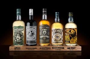 "Masterclass Whisky ""Douglas Laing, Embouteilleur indépendant"" @ Wine and More"