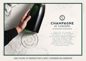 Wine Diner Champagne de Terroir et de Vignerons @ Wine and More