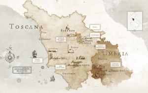 "Wine Diner #5 ""Marchesi Antinori, Italie"" @ Wine and More"