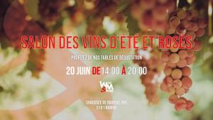 Dégustation de Vins d'été et de rosés @ Wine and More
